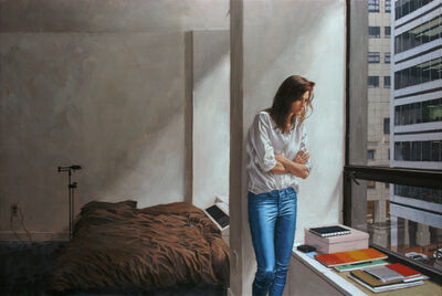 Vincent Giarrano, 'Lana in Her Apartment', 2015