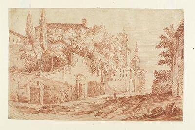 Jacques-Francois Amand, 'Roman Scene', 1730-1769