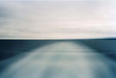 Asaf Kliger, 'Ship, 1 hour exposure, Punta Arenas, Chile', 2010
