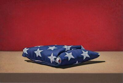 Tom Gregg, 'Flag, Folded', 2018