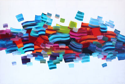 Stephanie Rivet, 'Flow 24', 2019