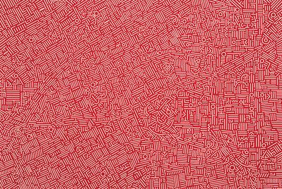 Lu Xinjian 陆新建, 'City DNA - London China Town', 2013