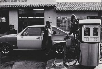 Eleanor Antin, 'The King Of Solana Beach', 1974-1975