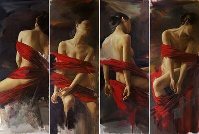 Liu Yuan-Shou, 'Rotation I ,II,III,IV 旋轉I ,II,III,IV', 2013-2014