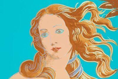 Andy Warhol, 'Details of Renaissance Paintings (Sandro Botticelli, Birth of Venus) (F&SII.319)', 1984