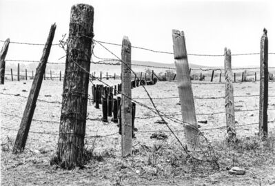 Eleanor Antin, '100 Boots at the Corral', 1971