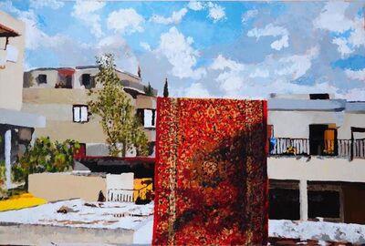 Fatma Shanan, 'Hanging carpet', 2011