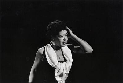 William Claxton, 'Billie Holiday, Hollywood, 1957', 1957