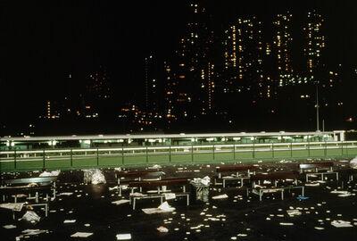 Chien-Chi Chang, 'Happy Valley, Hong Kong', 1999