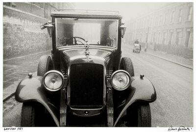 Robert Frank, 'London', 1951