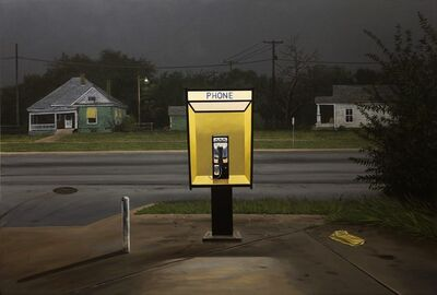 Daniel Blagg, 'Pay Phone'
