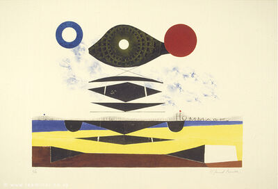 Roland Penrose, 'Hommage à Man Ray'