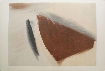 Pierre Tal-Coat, 'Derriere le Miroir', 1959