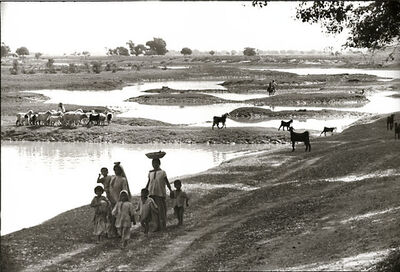 Henri Cartier-Bresson, 'Punjab, India', 1947-48/1970s