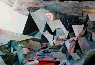 Megan Krause, 'Where it meets the Sky, the Horizon Melts', 2017