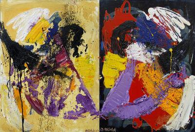 Marcel Kahhak, 'Yellow Cape', 2015
