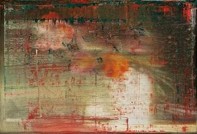 Gerhard Richter, 'Bouquet (P3)', 2006