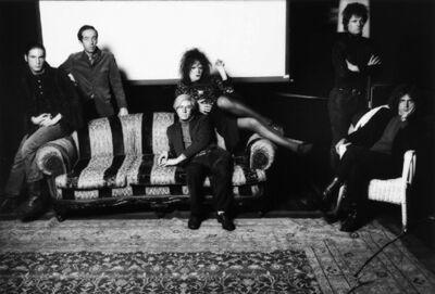 Norman Seeff, 'Andy Warhol & The Factory (Joe Dallesandro, Taylor Mead, Andy Warhol, Jackie Curtis, Paul Morrissey & Gerard Malanga)', 1969