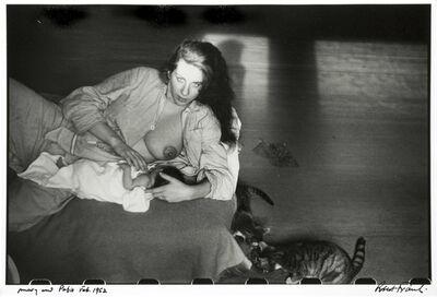 Robert Frank, 'Mary and Pablo', February-1952