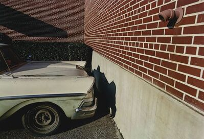 William Eggleston, 'Untitled, Parked Car, #14/15', 1974