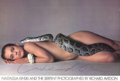 Richard Avedon, 'Nastassja Kinski and the Serpent', 1981