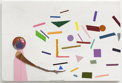 Chris Johanson, 'These Beautiful Pieces of Everything', 2011