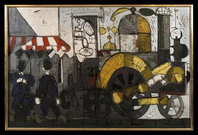 Claude Venard, 'Locomotive'