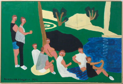 Darshan Russell, 'Central Park ', 2015