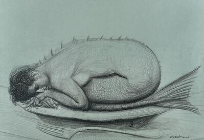 Roberto Fabelo, 'Sirena', 2000