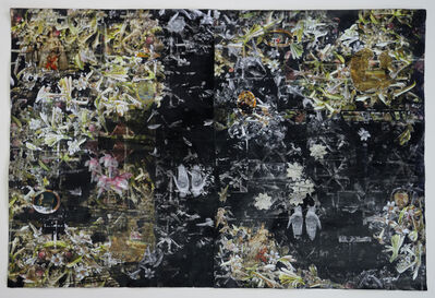 Susan Newmark, '... in the wedge of the wind...', 2014