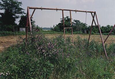 William Eggleston, 'Untitled (Swings)'