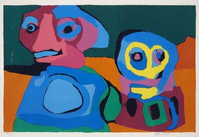 Karel Appel, 'Looking in to the Infinite ', 1970