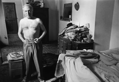 Henri Cartier-Bresson, 'Picasso at Home in the Rue Des Grands-Augustins, Paris', 1944