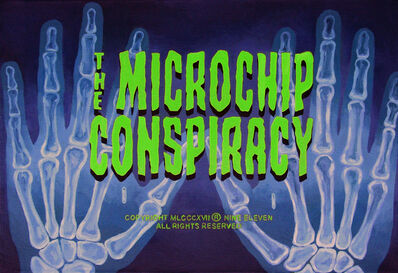 Franco Vico, ' THE MICROCHIP CONSPIRACY', 2016