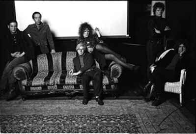 Norman Seeff, 'Warhol & The Factory II; Andy Warhol & The Factory', 1969
