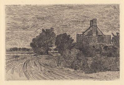Paul Baum, 'Sint Anna ter Muiden, Dutch Flanders', 1900-1910