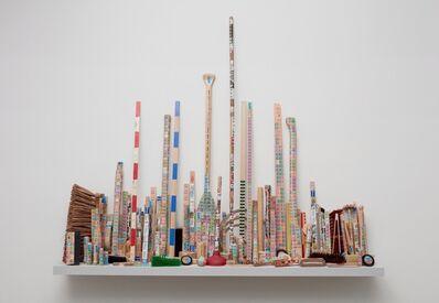 Peter Liversidge, 'Sean Kelly Gallery Postal Shelf', 2012-2016