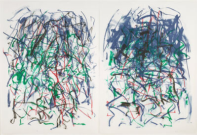 Joan Mitchell, 'Sunflowers II', 1992