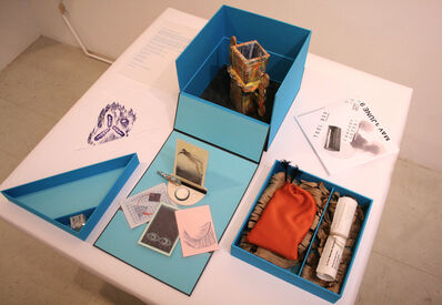 Carissa Potter, 'Tool Box - Limited Edition Box with five editioned artworks and catalog', 2018