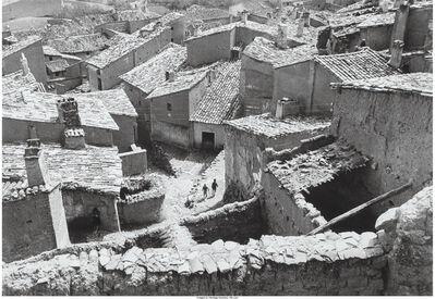Henri Cartier-Bresson, 'A Spanish Scene: Village of Ariza, Aragon, Spain', 1953