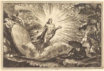 after Sébastien Le Clerc I, 'The Resurrection'