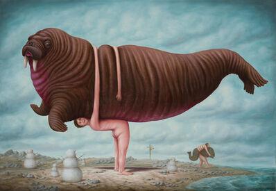 Bruno Pontiroli, 'Le bras long', 2017