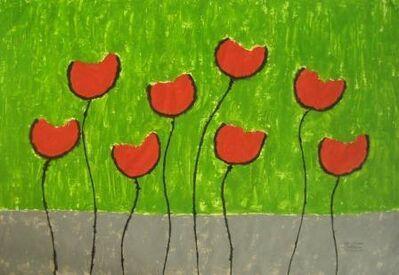 Jean-Francois Debongnie, ' Cherrie Flower'