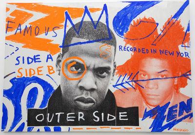 John Stango, 'Jay Z Basquiat ', ca. 2018