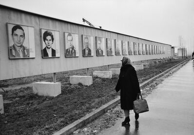 Henri Cartier-Bresson, 'COSMONAUTS, LENINGRAD AVENUE, MOSCOW, 1972', 1972