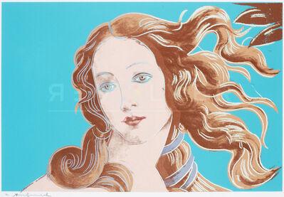 Andy Warhol, 'Sandro Botticelli, Birth of Venus, 1482 (FS II.319)', 1970