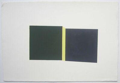 Bernardo Ortiz, 'Sin Título (Rectángulo Verde)', 2015