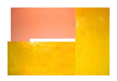 Andre Fauteux, 'Yellowwithfleshspray', 2011