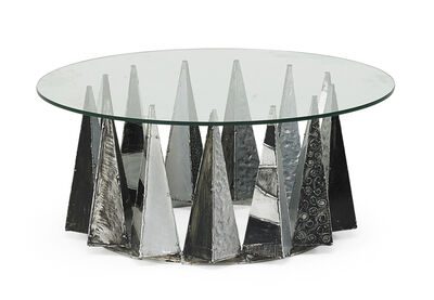 Paul Evans, 'Rare Argente coffee table', 1970s