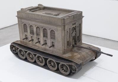 Kris Kuksi, 'Bank Tank', 2016